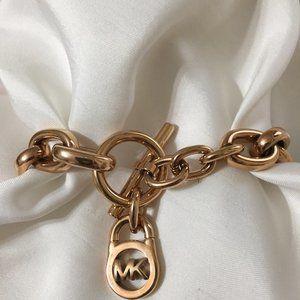 Michael Kors MK Fulton Toggle Link Bracelet